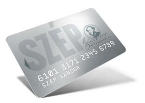 Széchenyi Pihenő Kártya (SZÉP kártya)