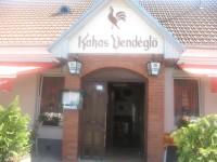 Kakas étterem, Győr